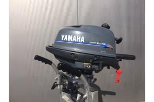 Yamaha 4 pk kortstaart  4 takt