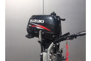 Suzuki 6 pk kortstaart  4 takt  (Verkocht)