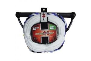 Wakeboard rope 2 segmenten