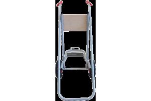 Buitenboordmotor trolley inklapbaar