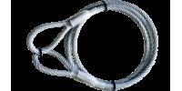 Kabel met oog