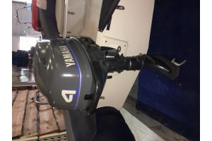 Yamaha 4 pk korstaart  4 takt