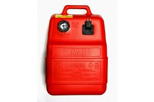 Brandstoftank Orginele Yamaha 22 liter met vlotter
